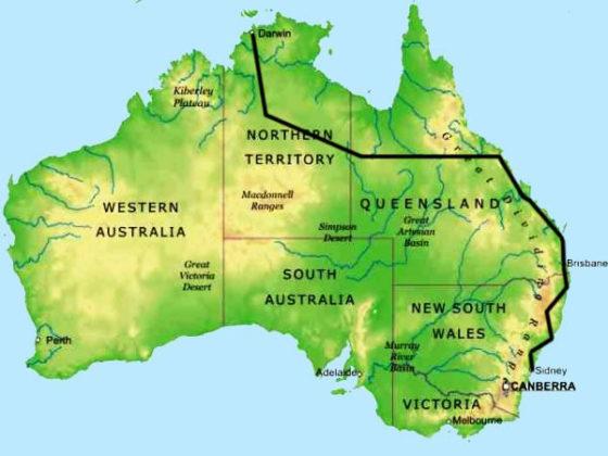 Hochtief jaagt op groei in Australië
