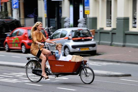 Rotterdam verwijdert 200 fietsobstakels