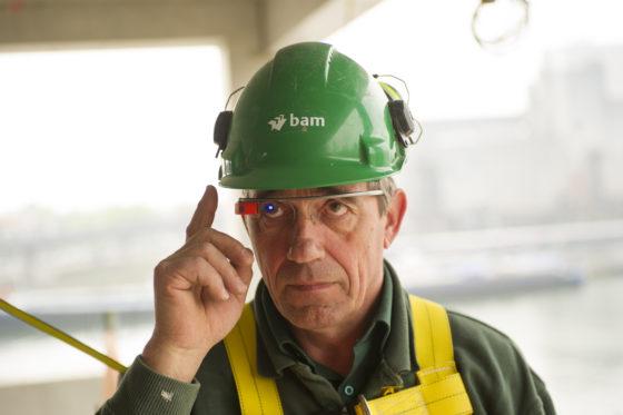 'Minder fouten met Google Glass'