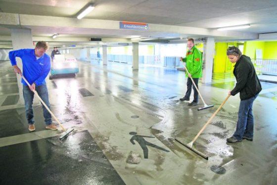 Bacteriën voorkomen waterschade en verlengen de levensduur van beton
