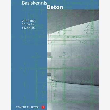 'Basiskennis Beton' breder dan huidige boeken over beton