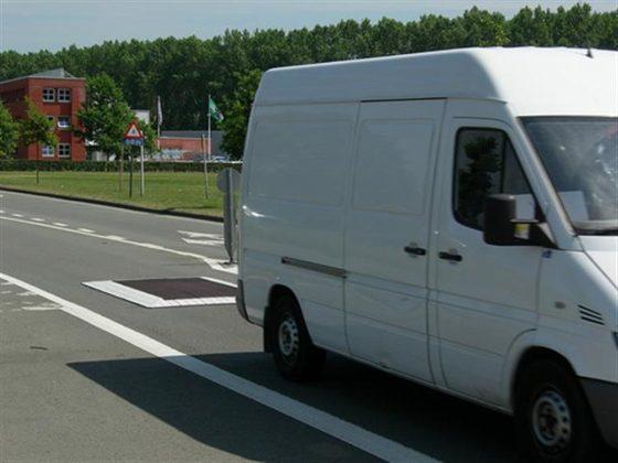 Kastje houdt privégebruik van bestelwagen bij