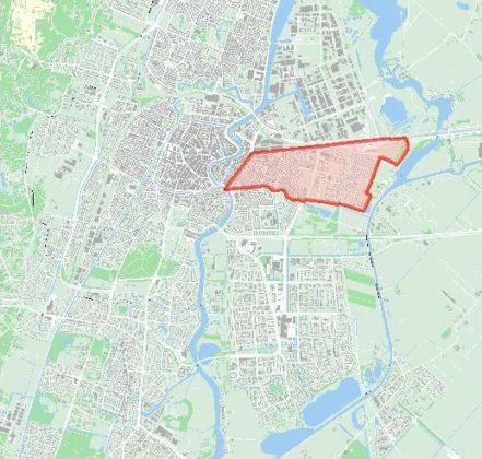 Woningbouw in Haarlemse Parkwijk