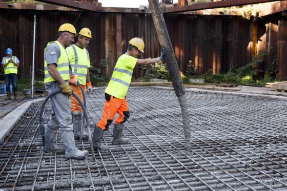 Beton- en cementsector krijgt nieuwe koepelorganisatie