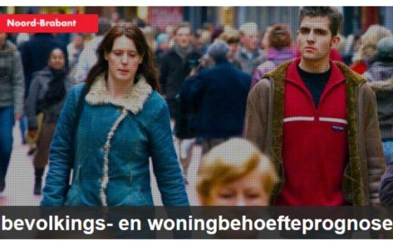 Grootschalige woningbouw in Noord-Brabant