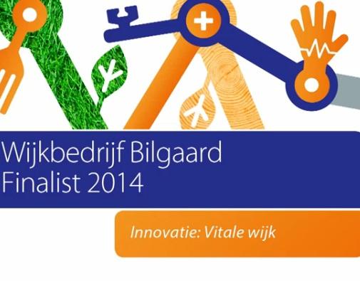 Wijkbedrijf Bilgaard wint innovatieprijs Rabobank
