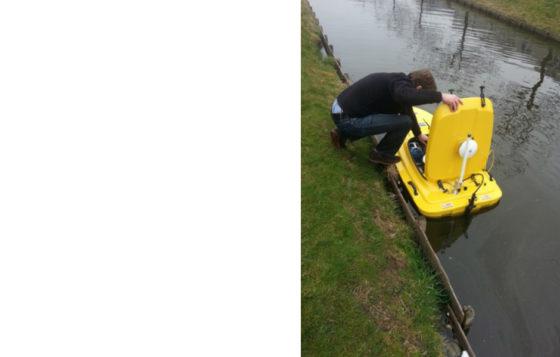 Rotterdam start proef met biologisch baggeren