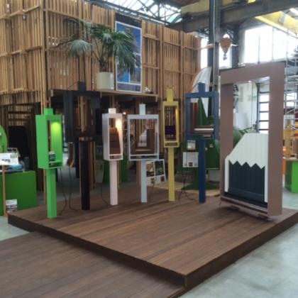 ICDuBo toont vijftien biobased producten voor gebouwschil