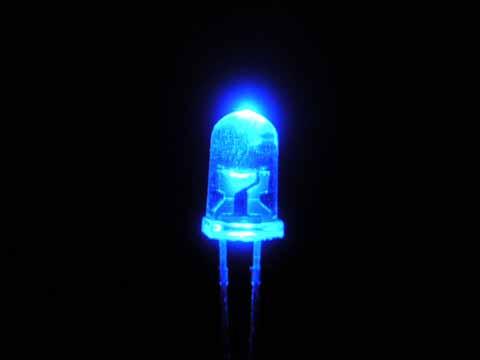 Nobelprijs voor blauwe lichtdiodes