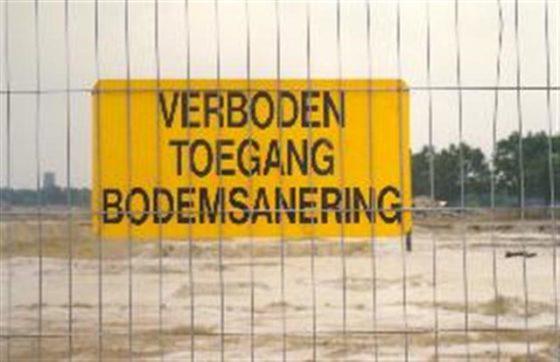 Zuid-Holland reserveert geld voor bodemsanering