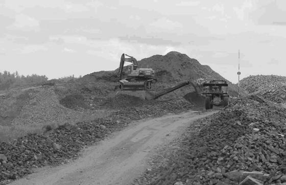 Snel oplopende kosten voor mineraal afval