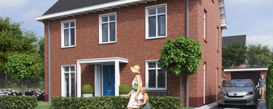 Vrijstaand wonen in Veenendaal-oost