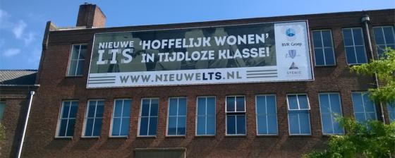 Nieuwe bestemming voor oude LTS Roosendaal