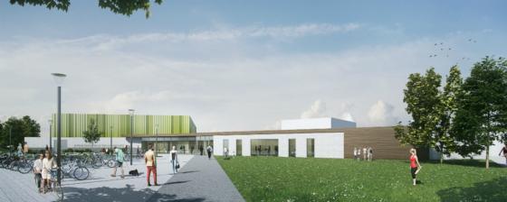 Dokkum krijgt nieuw sportcentrum