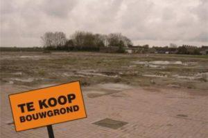 Gemeenten vangen vijf miljard voor verkoop bouwgronden