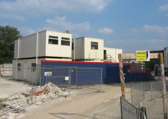 Woningnieuwbouw motor herstel bouwketen