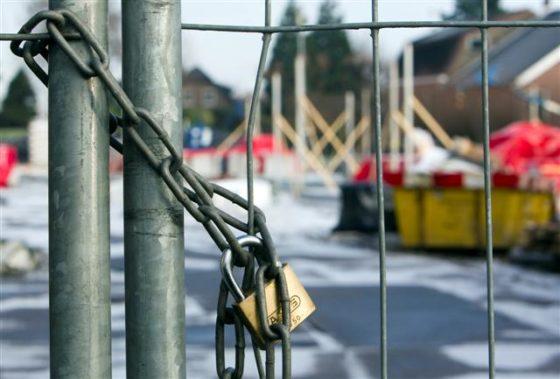 23 bouwbedrijven failliet in februari
