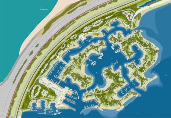 Minister geeft nog geen toestemming voor kustplan Brouwerseiland