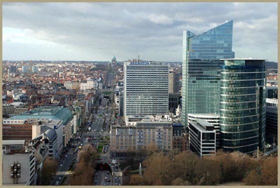 Uitverkoop oude kantoorgebouwen in Brussel biedt kansen voor bouw