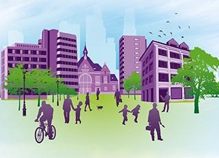 Agenda voor bloei van de stad