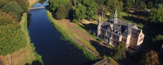 Luxe wonen in Kasteelpark De Cloese