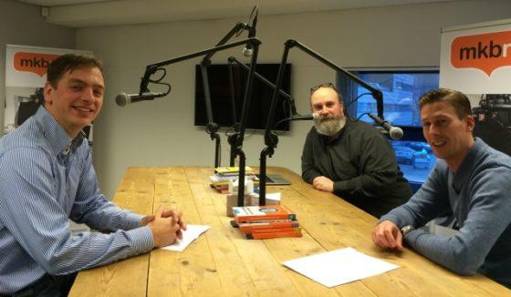 Eerste Cobouw Journaal op MKB Radio