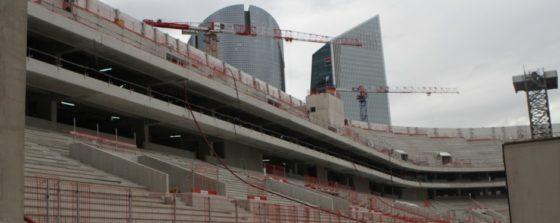 Arena moet nieuwe gebruikers trekken naar Parijse zakenwijk La Defense