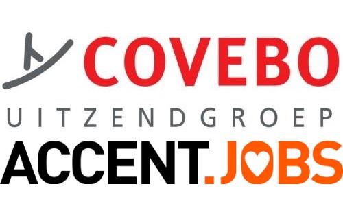 Uitzenders Covebo en Accent Jobs gaan samen