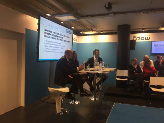 Infradebat: 'Partnerschap is harde voorwaarde om bouwambities te halen'