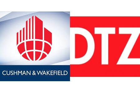 Fusie vastgoedadviseurs DTZ en Cushman