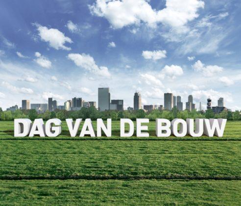 Twaalfde editie Dag van de Bouw op 20 mei 2017