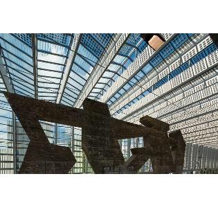 Rotterdam Centraal krijgt daglichtprijs
