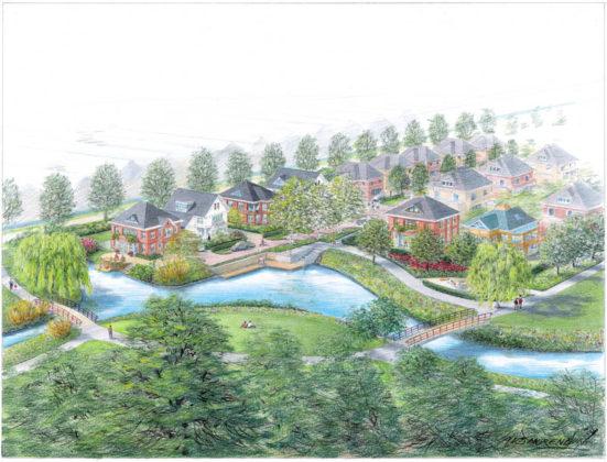 Nieuwe plannen woningbouw Westlandse zoom