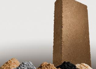 Britse fabrikant claimt: bouwblok CO2-negatief
