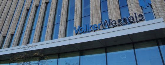 Hommen president-commissaris VolkerWessels