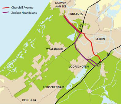 Mer Rijnlandroute moet worden aangevuld