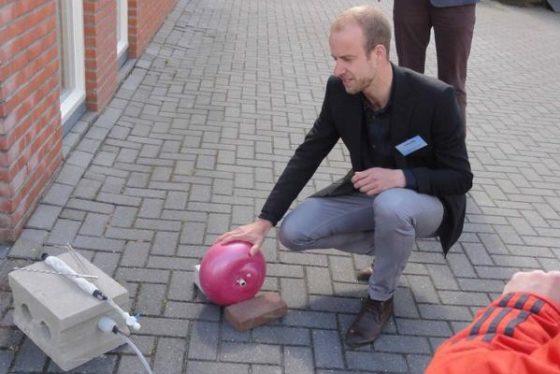 Spouwdonut beschermt tegen aardbevingen Groningen