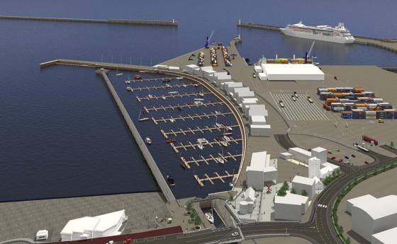 Dochter VolkerWessels en Boskalis vernieuwt haven Dover