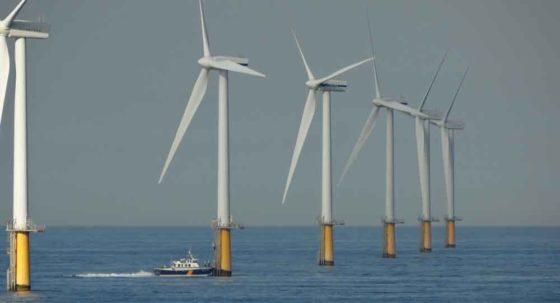 Ballast Nedam stapt opnieuw in windenergie
