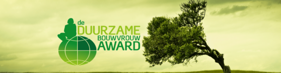 Eerste Duurzame Bouwvrouw-prijs