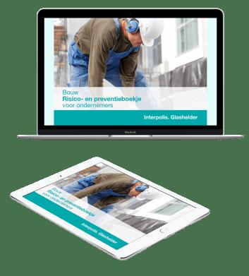 Bouw: Risico- en preventieboekje voor ondernemers