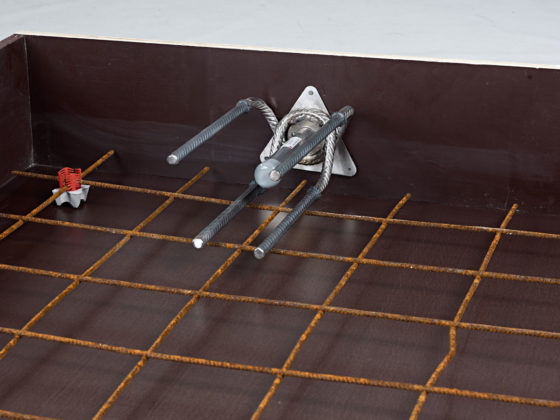 Dwarskrachtdeuvelsysteem modulair en aanpasbaar