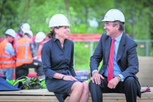 Blog: Struikelend op zoek naar topvrouwen in de bouw