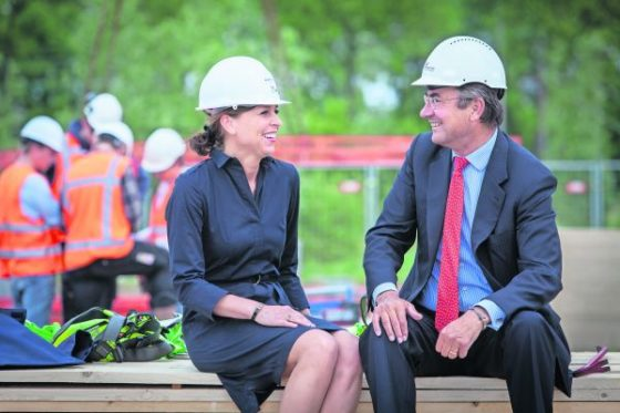Blog: heiers en bouwvrouwen