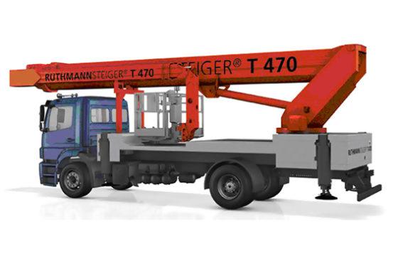 Kwakman kondigt Rutmann Steiger T470 aan