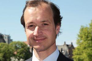 'Eric Wiebes wordt minister van Economie en Klimaat'