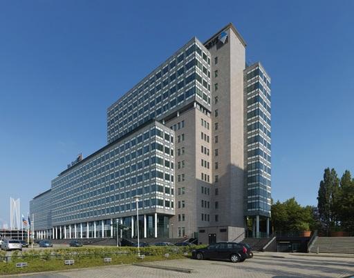 Heembouw pakt kantoor Eurogate 2 aan