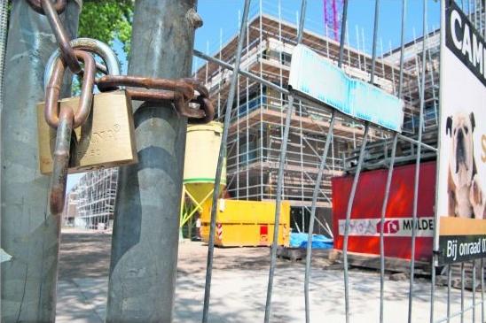 26 bouwbedrijven failliet in juli