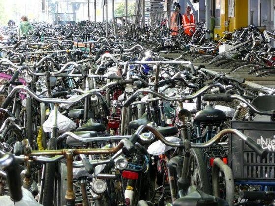 Miljoenen voor fietsenstalling bij stations