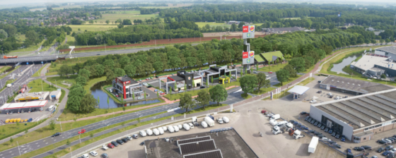 Zwolle krijgt foodcourt langs A28